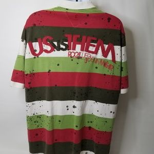 Rocawear Shirts - Rocawear Polo Shirt Big and Tall 2XL Great Graphic